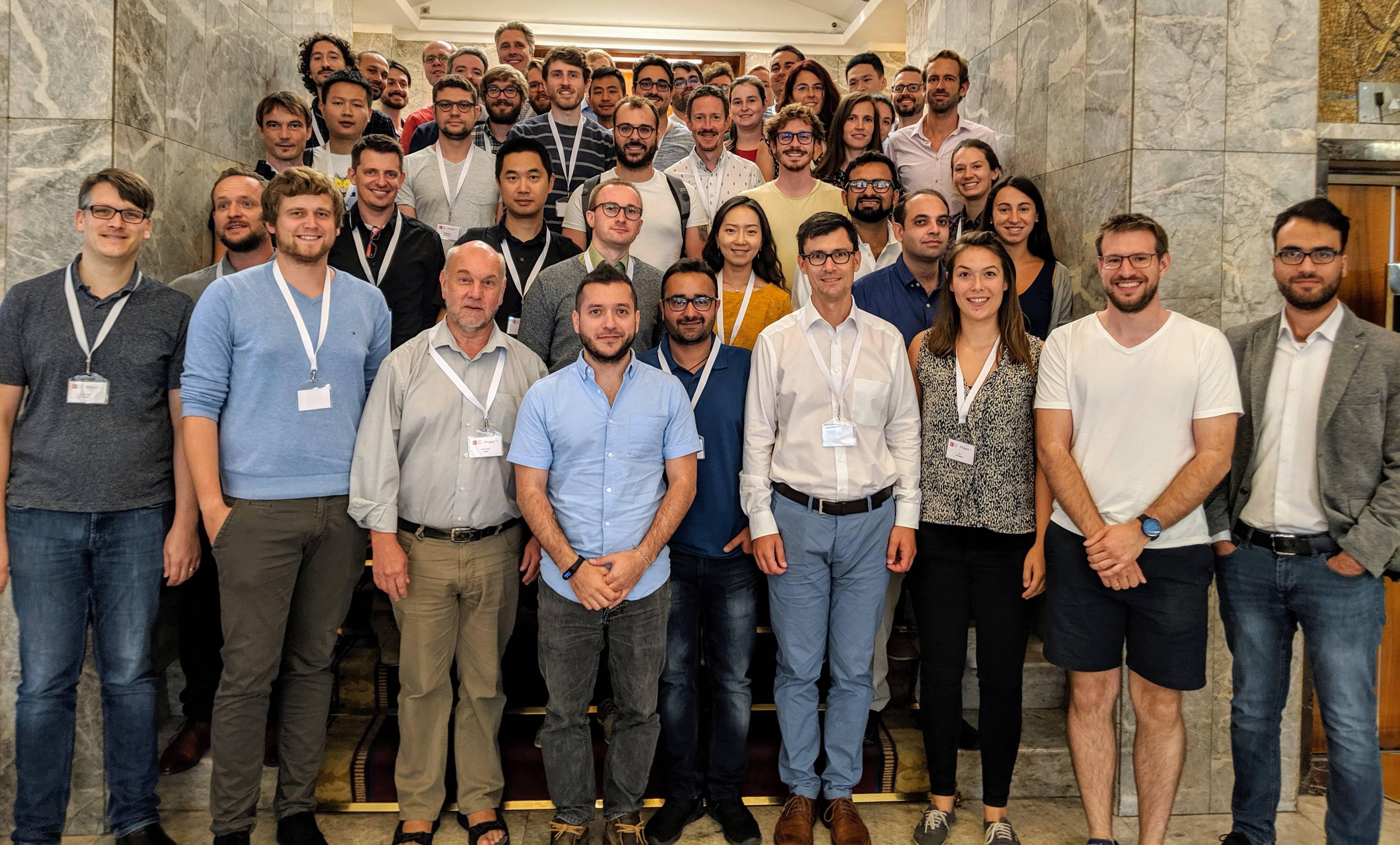 IBPSA Project 1 Expert Meeting Attendees